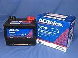 ACDELCO ボイジャー用ディープサイクルバッテリー M24MF