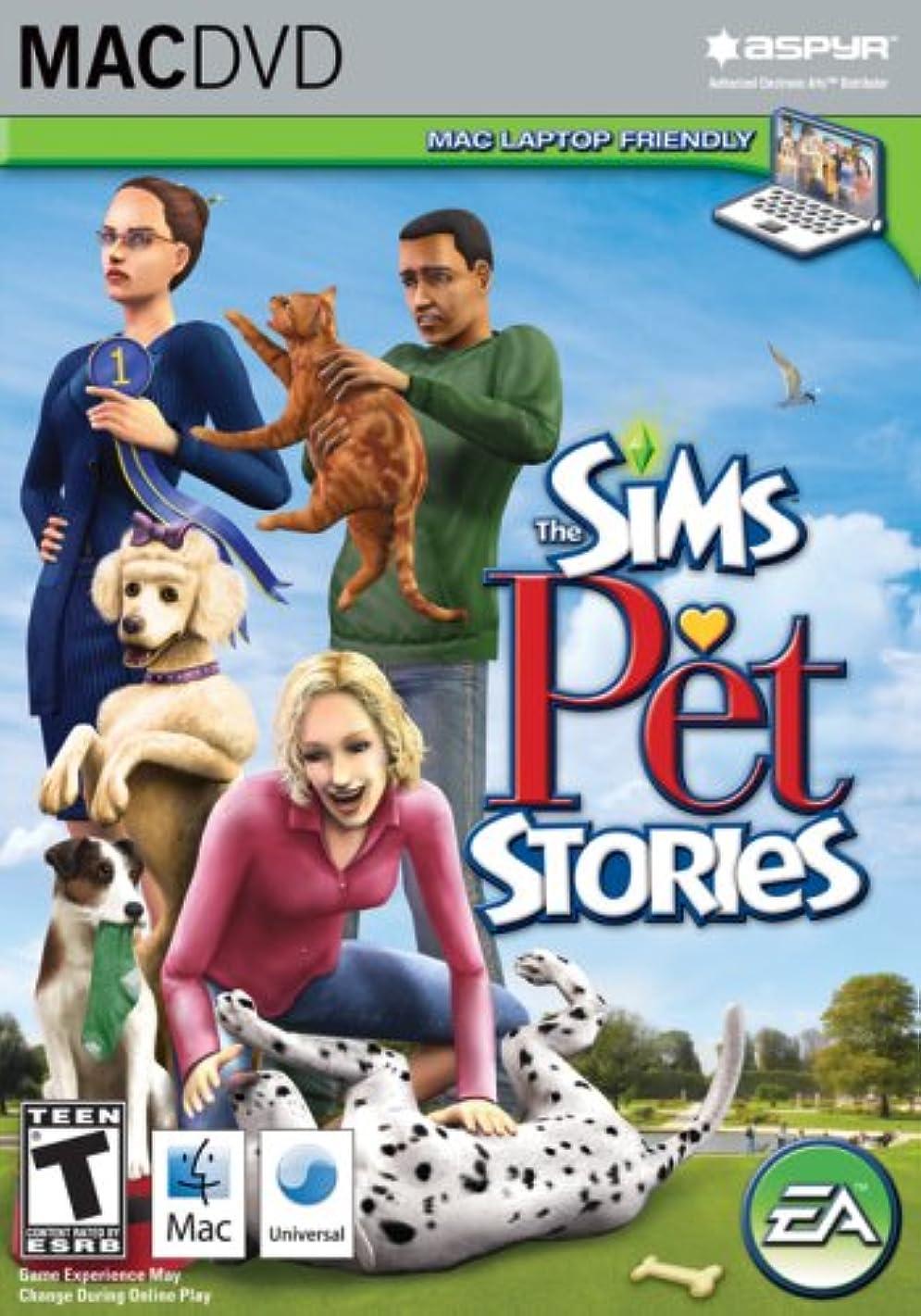 微生物受け入れ売るThe Sims Pet Stories (輸入版)