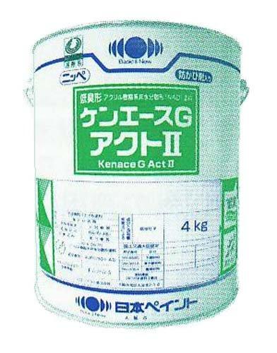 ニッペ ケンエースGアクトII 4kg