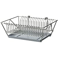 IKEA(イケア) FINTORP 20225616 水切り, ニッケルメッキ