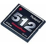 Roland ローランド AR用コンパクトフラッシュ メモリーカード CF-512 512Mバイト