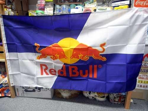 Red Bull フラッグ US輸入品 / レッドブル