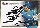 プロ野球カード【田淵幸一】2010 BBM ライオンズ60年 直筆サインカード 49枚限定!(039/049)
