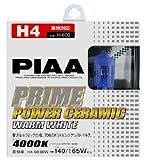 PRIME PPWER CERAMIC H-600 [ハロゲン 4000K H4]