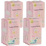 ナチュラムーン(NaturaMoon) おりもの専用シート 40個入×4パックセット 高分子吸収剤不使用 ノンポリマー オーガニックコットン
