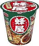 エースコック 全国ラーメン店マップ 旭川編 蜂屋 特製旭川醤油ラーメン 94g ×12個