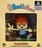 パラッパラッパー オフィシャルソフビフィギュア PARAPPA THE RAPPER