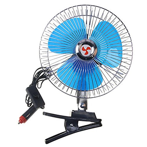 車載扇風機 冷却 車内 DC シガー電源対応 シガーソケット...