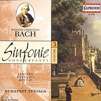 J.C.Bach;Sinfonie Conc.T290