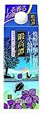 合同酒精 しそ焼酎 鍛高譚 (たんたかたん) パック500ml