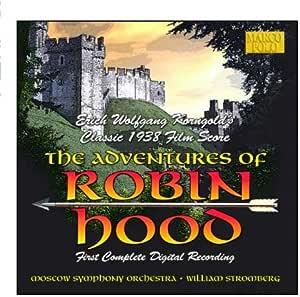 コルンゴルト:映画音楽「ロビン・フッドの冒険」
