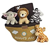 Aurora World Baby Talk Carrier Noah's Ark Playset