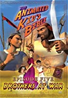 Animated Kids Bible: Brothers at War [DVD] [Import]