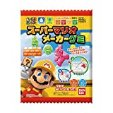 つくるおやつ スーパーマリオメーカーグミ (6個入) 食玩・菓子 (スーパーマリオメーカー)