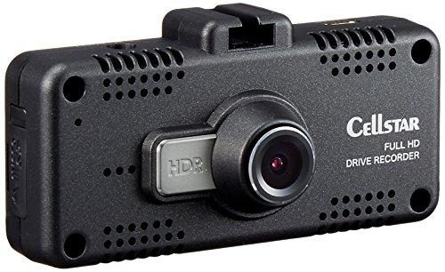 セルスタードライブレコーダー CSD-600FHR日本製 3年...