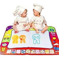xuanou教育玩具、子供たちのマジックでドゥードゥル図面マットとおもちゃマジックペン