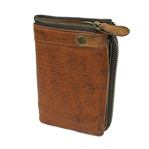 [タフ]TOUGH 二つ折り財布 LEATHER WASH/レザーウォッシュ 55561