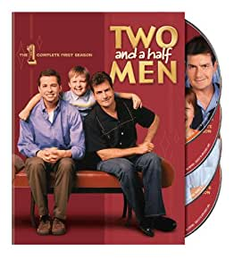 Two & A Half Men: Complete First Season [DVD] [Import]