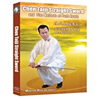 Chen Style Taiji Straight Sword & 5 Methods of Push Hands [並行輸入品]