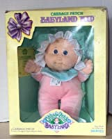 "Cabbage Patch Kids 1988Babyland人形/ Caucasian Girl , "" Sharon """