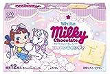 不二家 ホワイトミルキーチョコレート(コットンキャンディ) 60g ×5個
