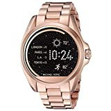 Michael Kors Access Touch Screen Rose Gold Bradshaw Smartwatch MKT5004 [並行輸入品]