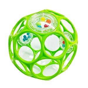O'ball オーボール ラトル ライム (11483) by Kids II