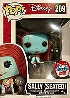 Funko - Figurine Nightmare Before Christmas - Seated Sally NYCC 2016 Pop 10cm - 0889698112468