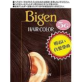 ホーユー ビゲン ヘアカラー 5G (深い栗色) 40mL+40mL ×6個