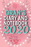 Gran's Diary and Notebook 2020