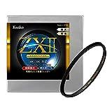 Kenko レンズフィルター ZX プロテクターII 86mm レンズ保護用 超低反射0.1% 撥水・撥油コーティング フローティングフレームシステム 薄枠 日本製 237687