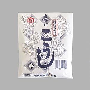 白雪印 こうじ(乾燥) (800g(200g×4個))