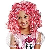 Disguise 83350 Pinkie Pie Wig Costume Child [並行輸入品]