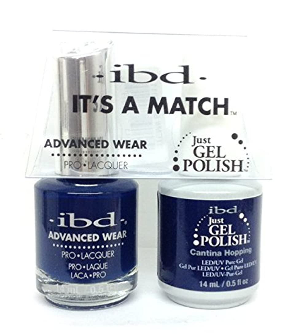 命令観察夕暮れibd - It's A Match -Duo Pack- Love Lola Collection - Cantina Hopping - 14 mL / 0.5 oz Each