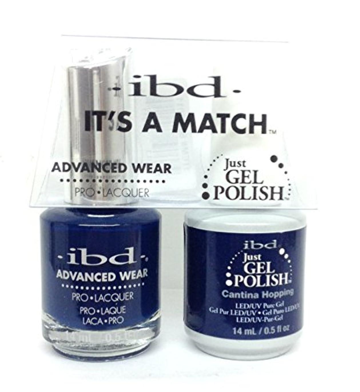 慣習防衛欠員ibd - It's A Match -Duo Pack- Love Lola Collection - Cantina Hopping - 14 mL / 0.5 oz Each