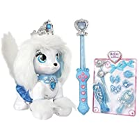 Disney Princess Palace Pets Magic Dance Pumpkin Cinderella's Puppy with Bonus Hair Accessories - Exclusive Set [並行輸入品]