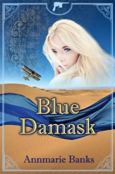 Blue Damask by [Banks, Annmarie]
