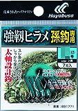 ハヤブサ(Hayabusa) B91771 小袋バラ鈎 強靱ヒラメ(孫針専用)   M