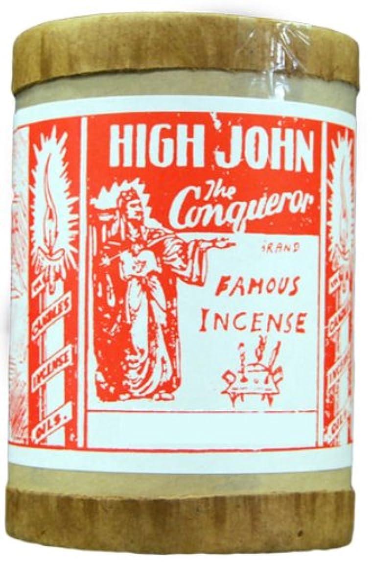 常識立場強打高品質高ジョン?The Conqueror Powdered Hoodoo Incense 16オンス