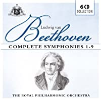 Beethoven: Complete Symphonies 1-9 by Gilian Webster