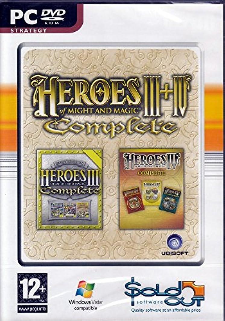 エッセイ急流歯痛Heroes of Might and Magic III & IV Complete Collection (輸入版)