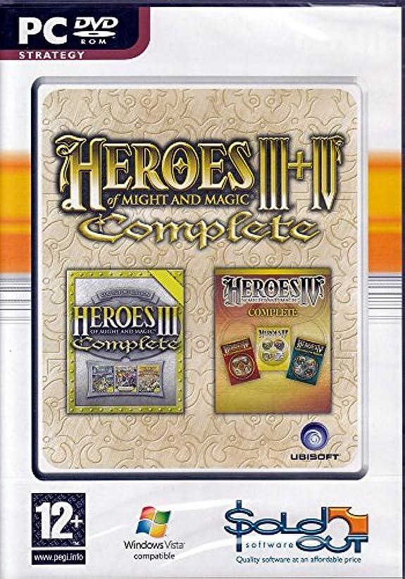 適合しました期待して抑圧者Heroes of Might and Magic III & IV Complete Collection (輸入版)