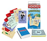 Winning Moves Monopoly the Card Game Rummy [並行輸入品]
