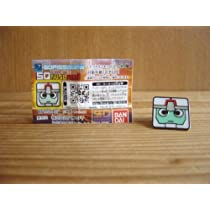 エスキュー ピンズ コレクション SQガンダム PART2 人気1種 全1種 1 アムロ レイ「いきまーす」 エスキュー