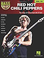 Red Hot Chili Peppers (Hal Leonard Bass Play-Along)