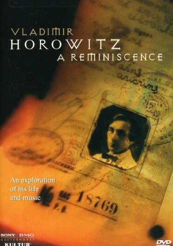 Horowitz: A Reminiscence [DVD] [Import]