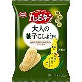亀田製菓 ハッピーターン 大人の柚子こしょう味 32gX1箱(10袋)