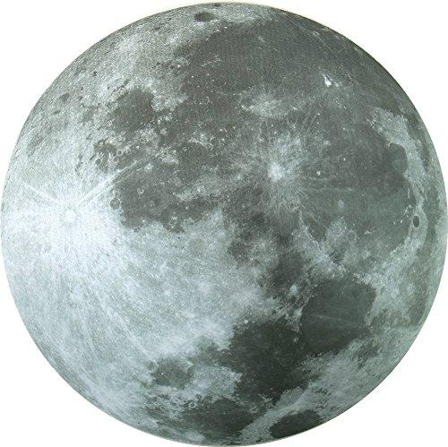 プラネット マウスパッド / 惑星 星 宇宙 (7.Moon -No Eff...