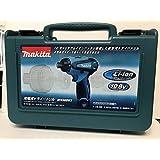 makita マキタ 充電式インパクトドライバー収納工具ケース・青色(ブルー)小サイズ TD090用/330/030/020/021  DF030DWX DF330/