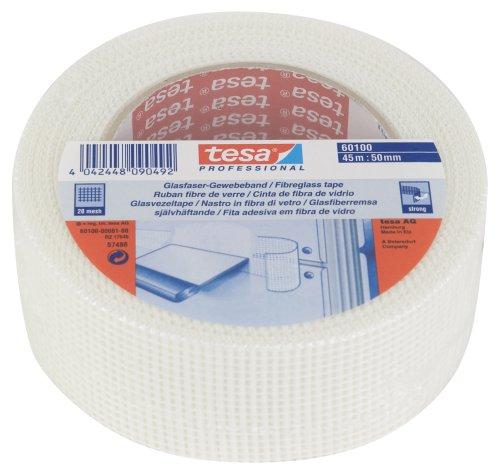 テサテープ グラスファイバーテープ(ボード目地用) 601005045
